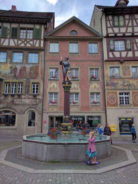 Day Trip to Stein am Rhine
