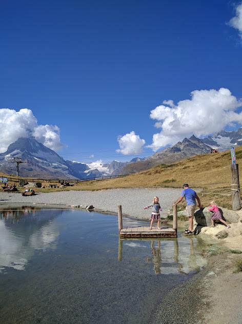 Sunnegga Playground – Zermatt
