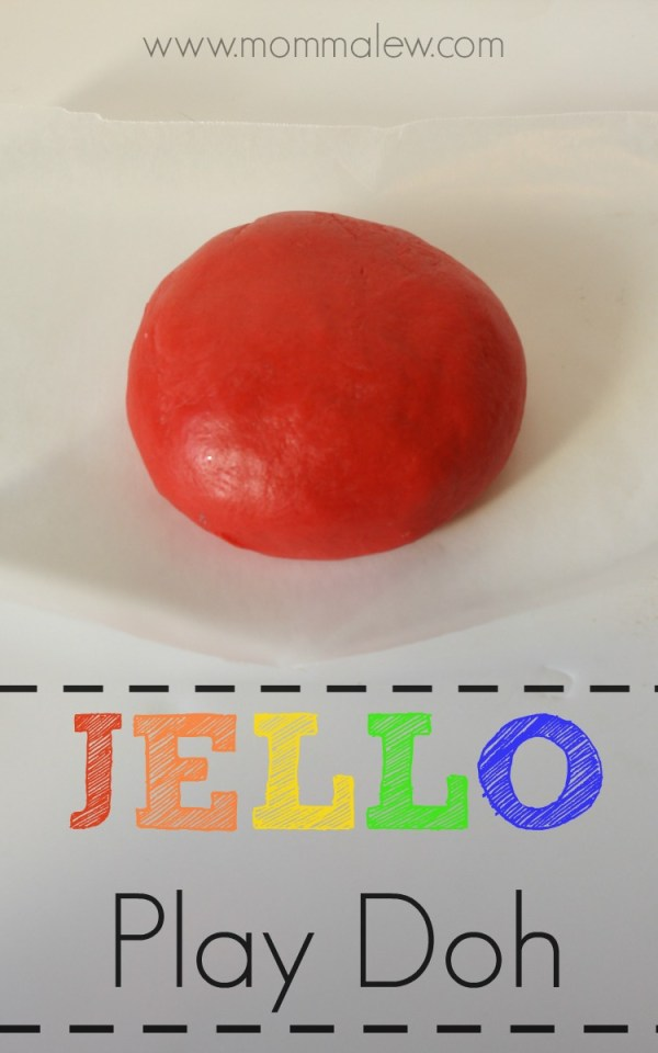 Jello Play Doh