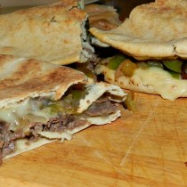 Steak & Cheese Pockets (16)p