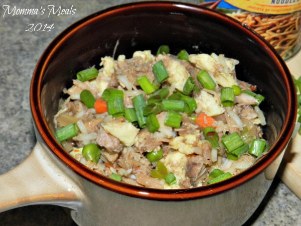 Pork Fried Rice 3