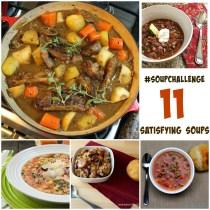 11 MUST Make Soups & Stews