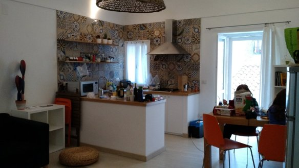 The kitchen that gave us the vision for our new kitchen.