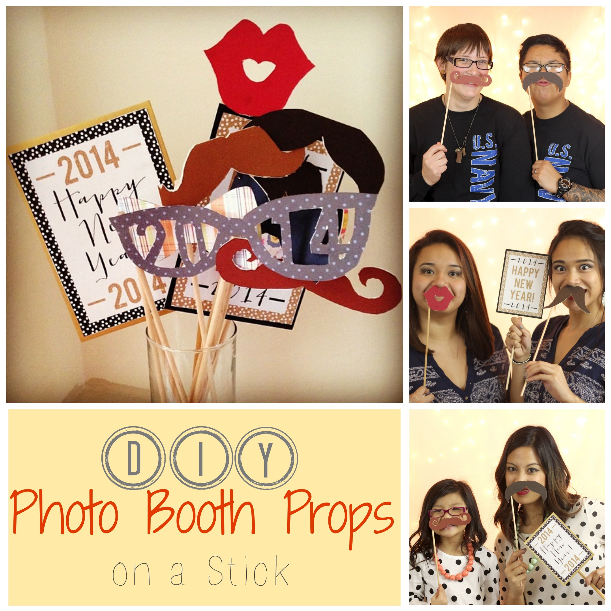 photo booth props feature