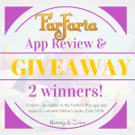 {Review + Giveaway} Farfaria App for iPad