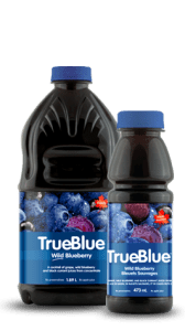 trueblue bottles