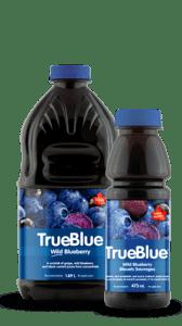 trueblue bottles