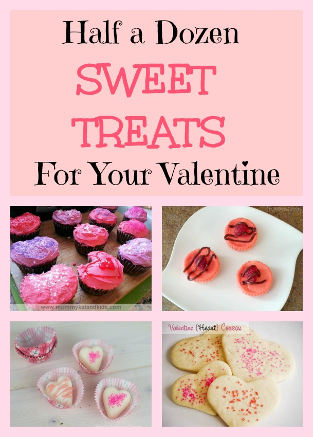 Spoil Your Sweetie with Six Sweet Treats for Valentine's Day