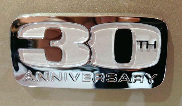 30th anniversary minivan dodge chrystler cias