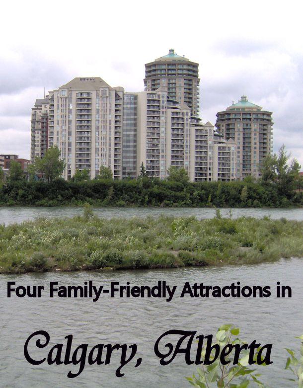 calgary alberta family friendly attractions