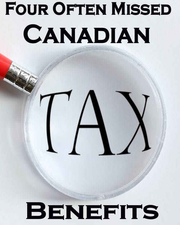 4 easily missed canadian tax credits