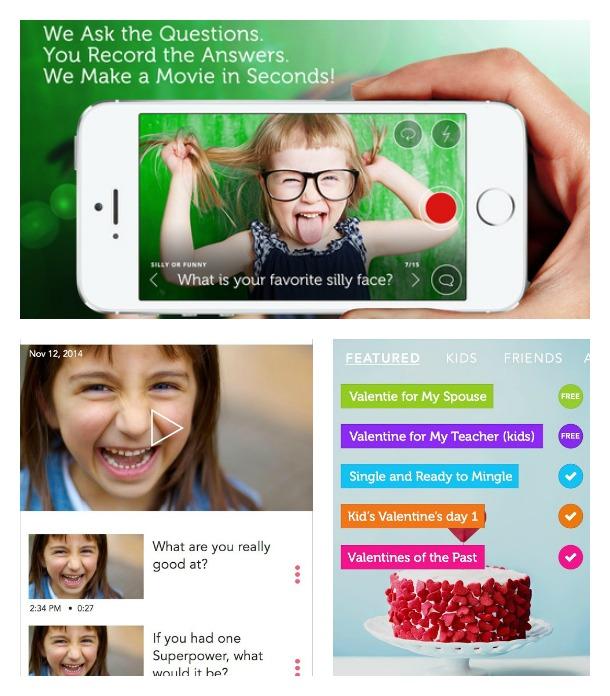 oneday app screenshots