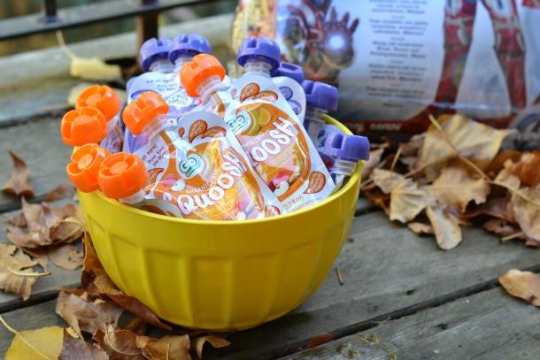 squoosh halloween treats