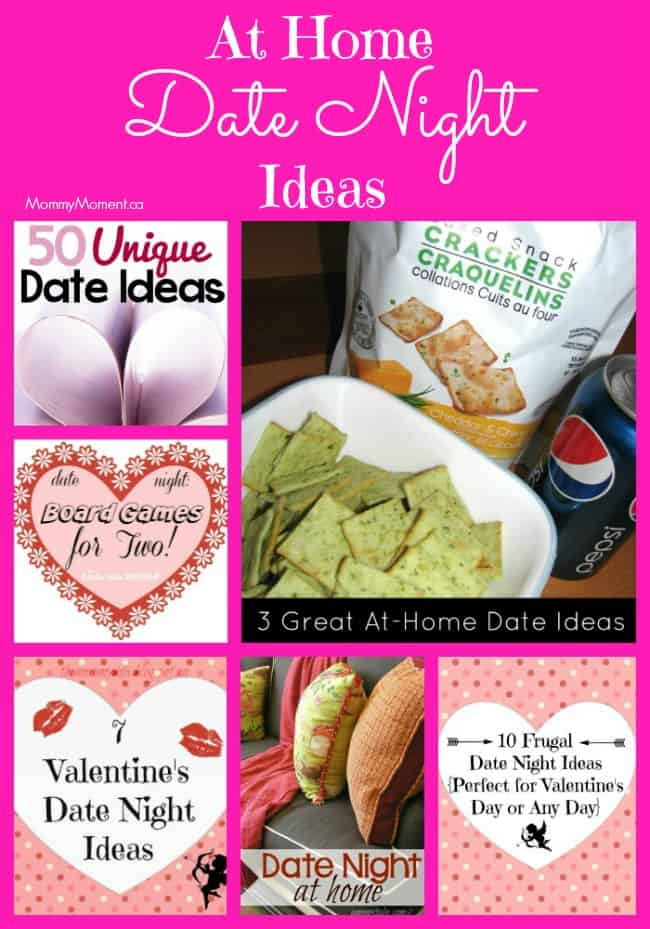 At Home Date Night Ideas - at home date ideas