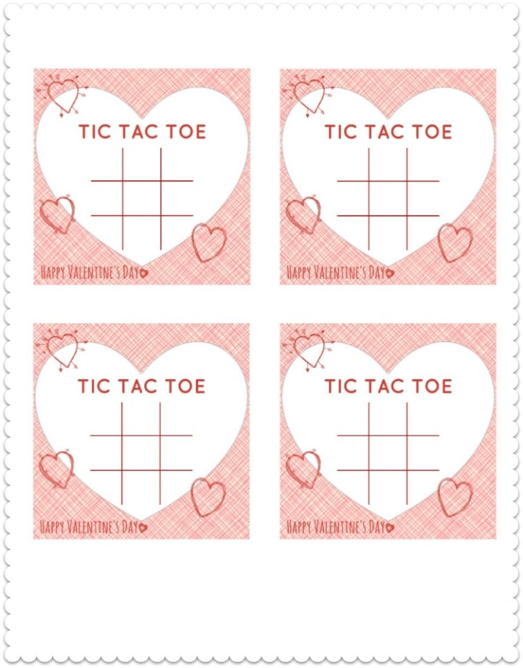 Tic Tac Toe Template - How To Sew A Simple Tic Tac Toe Game With - tic tac toe template