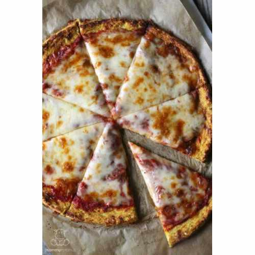 Medium Crop Of Frozen Cauliflower Pizza Crust