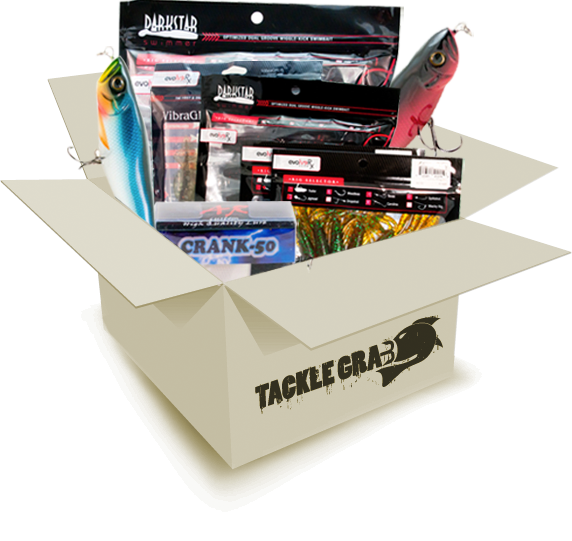 Tackle grab bait and tackle subscription service review for Monthly fishing subscription boxes