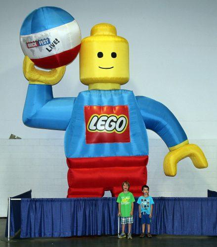 Lego Brick Course Size