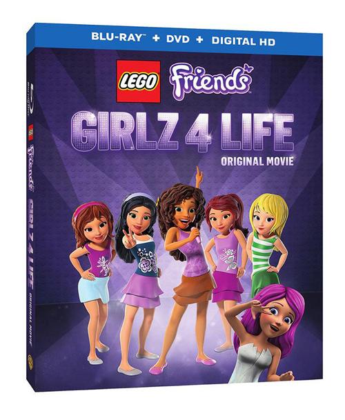 Lego Blu ray