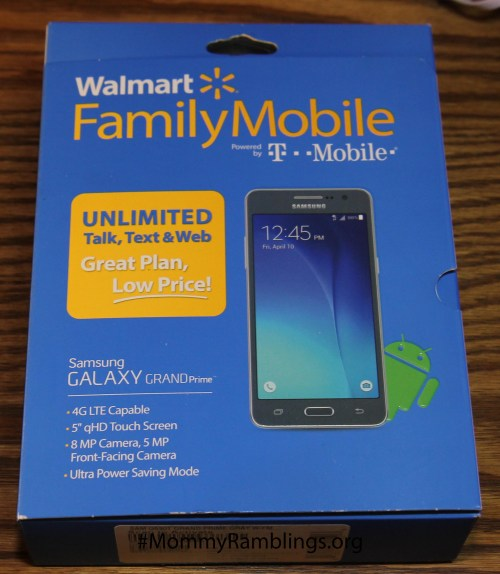 Walmart Family mobile new