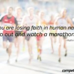 My Dad's Two Cents: Running After an Injury