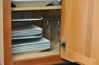 Shelf Liner For Kitchen Cabinets | adding a decorative ...