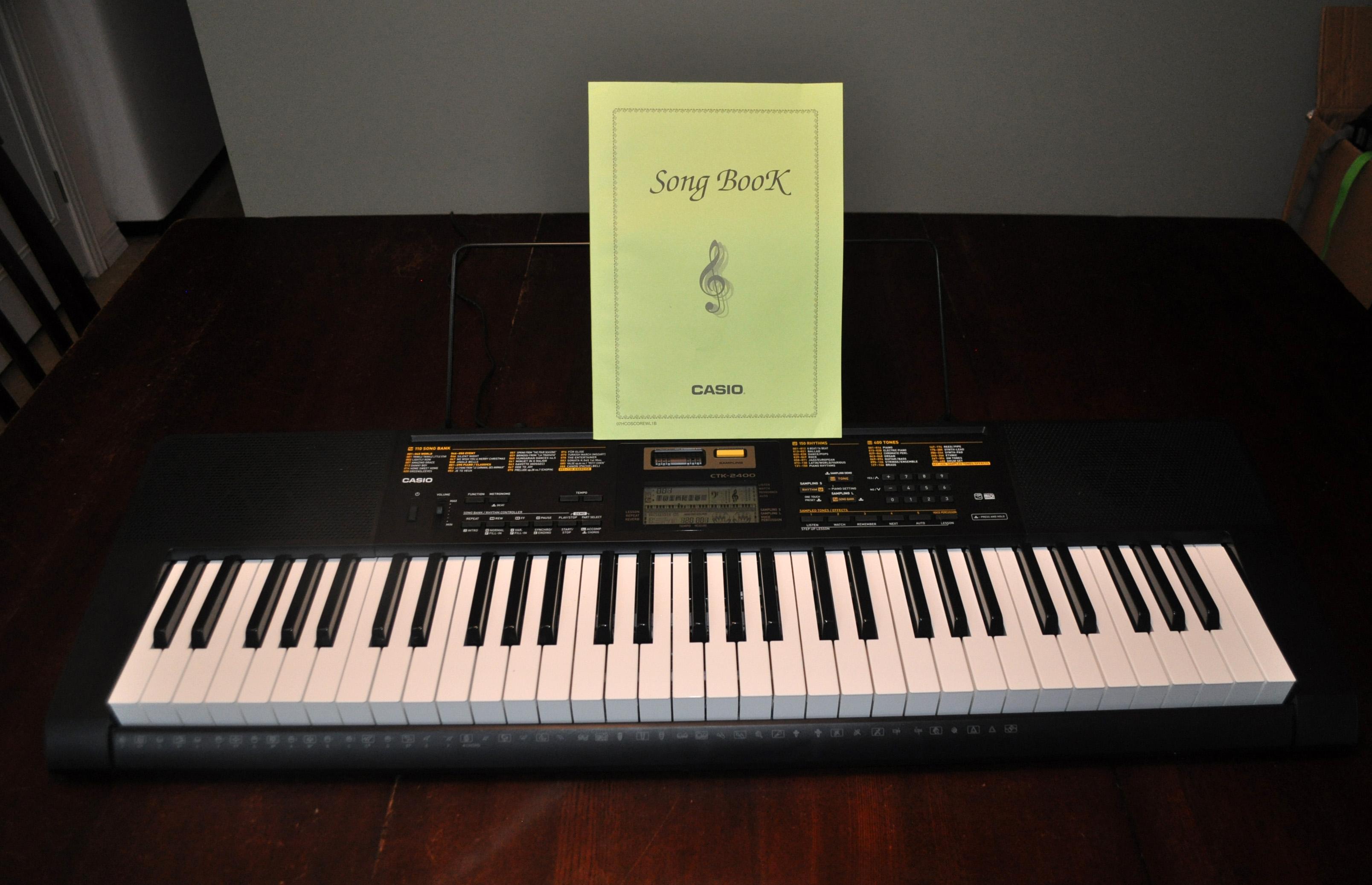 casio ctk 700 keyboard manual