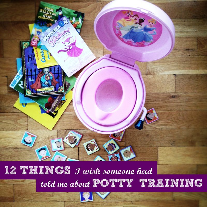 12 Things I Wish Someone Had Told Me About Potty Training - Mommy Shorts