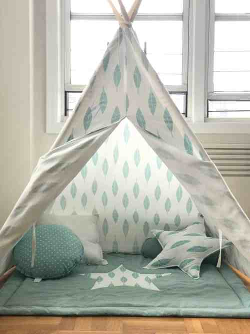 Medium Of Kids Teepee Tent