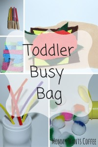 Toddler Busy Bag Pintereset