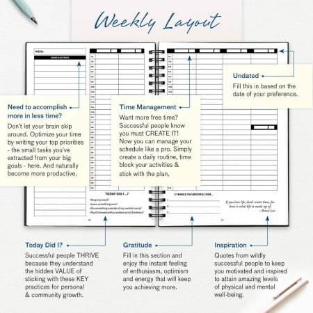 The Best Planners for Moms for 2019! - MomOf6