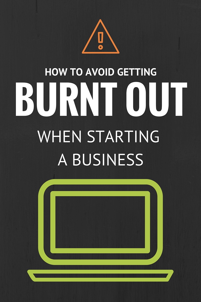 Inspiration Monday: 4 Tips to Avoid Getting Burnt Out