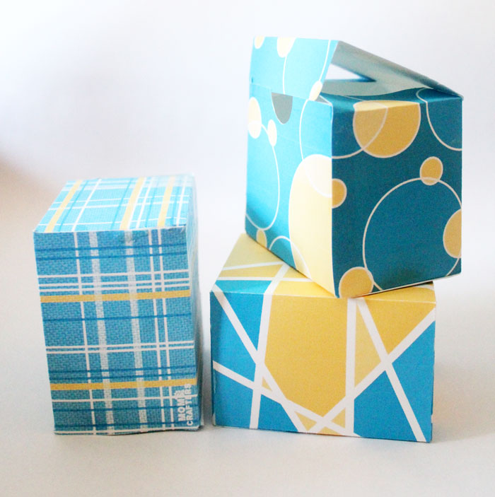 Free Printable Gift Boxes - Moms and Crafters - gift box templates free download