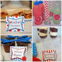 Dr. Seuss Baby Shower Ideas - Moms & Munchkins