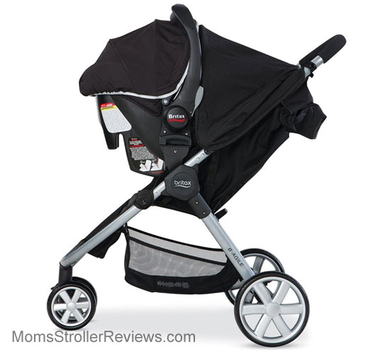 britax b agile 2016 stroller review mom 39 s stroller reviews. Black Bedroom Furniture Sets. Home Design Ideas