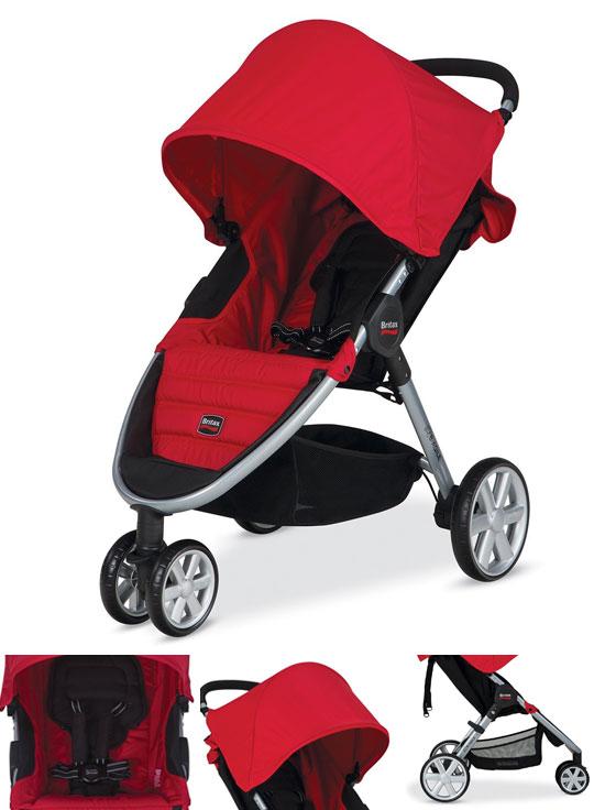 britax-b-agile-stroller