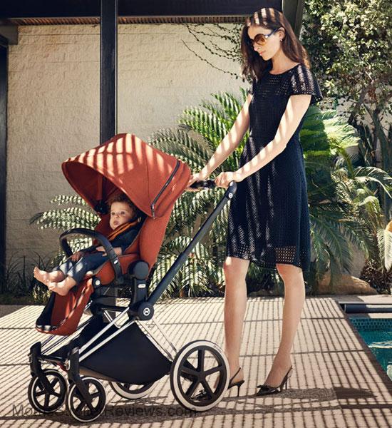 Cybex Priam Stroller Review Mom S Stroller Reviews