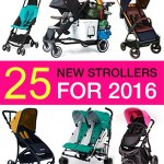 Mom's Picks: Top 25 Best New Strollers for 2016