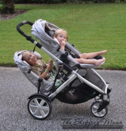 Medium Of Britax Double Stroller