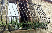 Juliet Balcony Railing | Balcony Railings | Monarch Custom ...