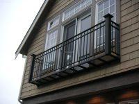Simple Juliet Balcony Railing | Faux Balcony | Monarch ...