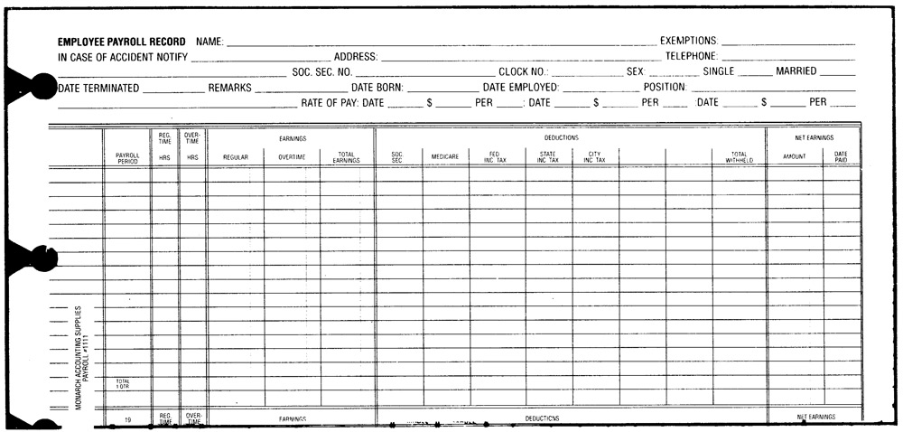 payroll sheet - Solidgraphikworks - payroll ledger sheet
