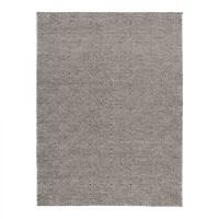 SAIL black carpet in wool - GAN-RUGS