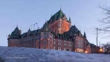 Quebec City 069 Fairmon Le Chateau Frontenac hotel