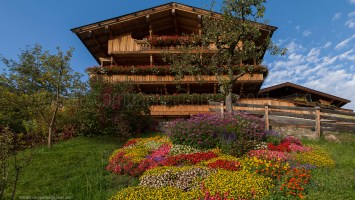 Traditional house, Alpbach, Alpbach Valley,  Austria, Tyrol, Europe