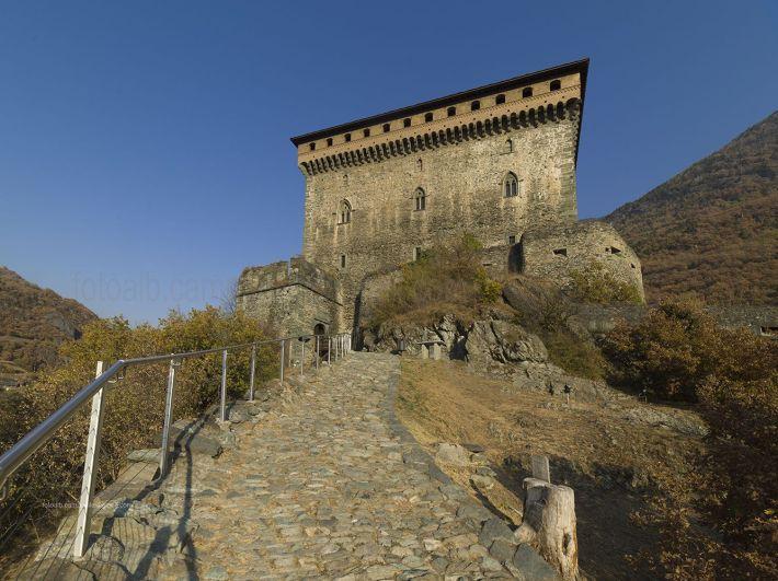 Valle d'Aosta Castelli