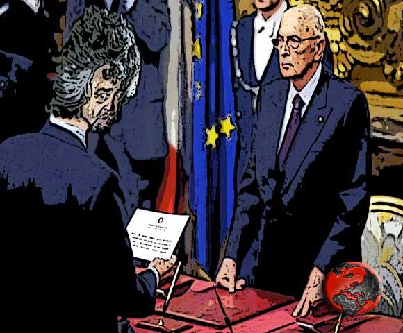 Beppe-Grillo-Giorgio-Napolitano-Presidente-del-Consiglio-Governo-Parlamento--Elezioni-2013