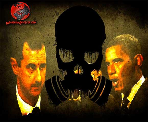 barack-obama-Bashar-al-Assad-Siria-Usa-America-guerra-gas-sarin