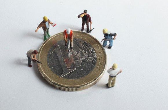 crollo salario