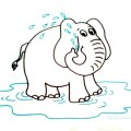 E come elefante e Dumbo
